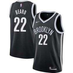 Al Beard Nets #22 Twill Basketball Jersey FREE SHIPPING