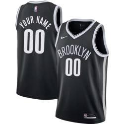 Custom Brooklyn Nets Twill Basketball Jersey FREE SHIPPING