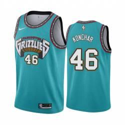 John Konchar Grizzlies #46 Twill Basketball Jersey FREE SHIPPING