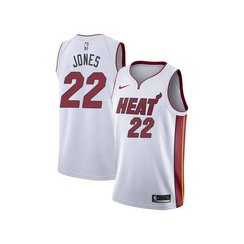 James Jones Heat #22 Twill Jerseys free shipping