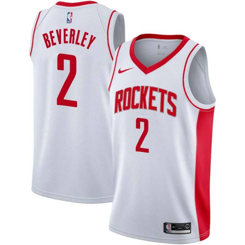 quality design b3899 64a99 Patrick Beverley Rockets #2 Twill Jerseys free shipping