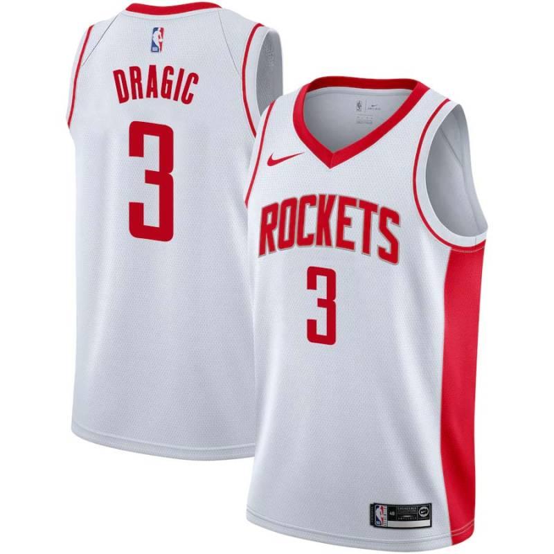 online store 71c92 a2e65 Goran Dragic Rockets #3 Twill Jerseys free shipping