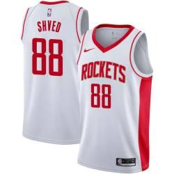 Alexey Shved Twill Basketball Jersey -Rockets #88 Shved Twill Jerseys, FREE SHIPPING